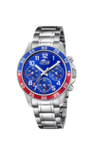LOTUS KIDS'S BLUE JUNIOR COLLECTION STAINLESS STEEL WATCH BRACELET 18580/4
