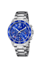 LOTUS KIDS'S BLUE JUNIOR COLLECTION STAINLESS STEEL WATCH BRACELET 18580/6