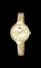 LOTUS WOMEN'S GOLD BLISS STAINLESS STEEL WATCH BRACELET 18595/2