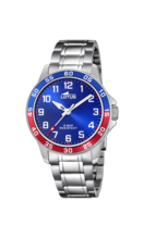 LOTUS KIDS'S BLUE JUNIOR COLLECTION STAINLESS STEEL WATCH BRACELET 18786/1