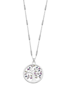COLLIER LOTUS SILVER TREE OF LIFE LP1890-1/1 ARGENT, FEMME