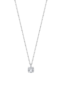 LOTUS SILVER WOMEN'S SILVER NECKLACE CHARMING LADY LP2005-1/1