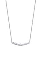 LOTUS SILVER WOMEN'S SILVER NECKLACE CHARMING LADY LP2007-1/1