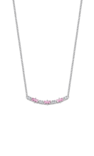 LOTUS SILVER WOMEN'S SILVER NECKLACE CHARMING LADY LP2007-1/2