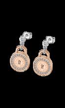 LOTUS STYLE WOMEN'S STAINLESS STEEL EARRINGS LS2189-4/3
